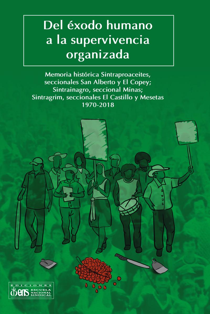 Del éxodo humano a la supervivencia organizada